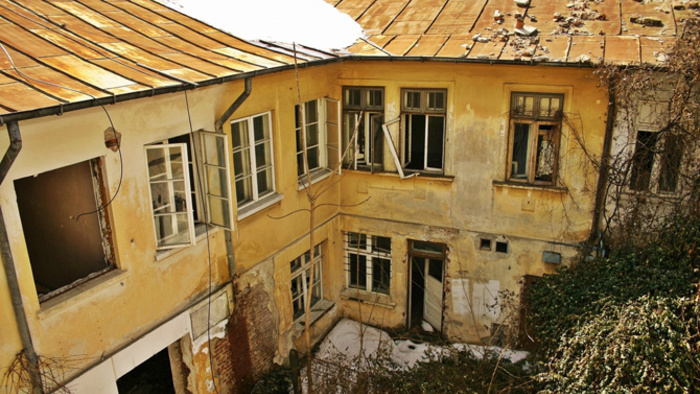 Casele de pe strada Icoanei nr. 2-8