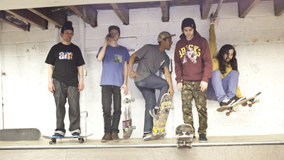 Taji's Mahal - After Hours at Skate Brooklyn