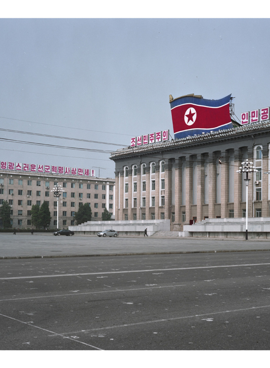 North Korea Is Frighteningly Boring