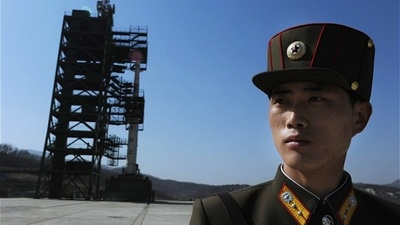 North Korea's Rocket Was Mostly Homemade