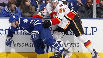 The Leafs and the Flames Are Very Depressing Teams