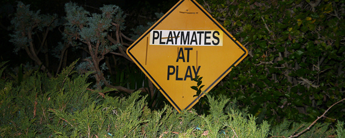 I Went to the Playboy Mansion (and It Was Kinda Depressing)