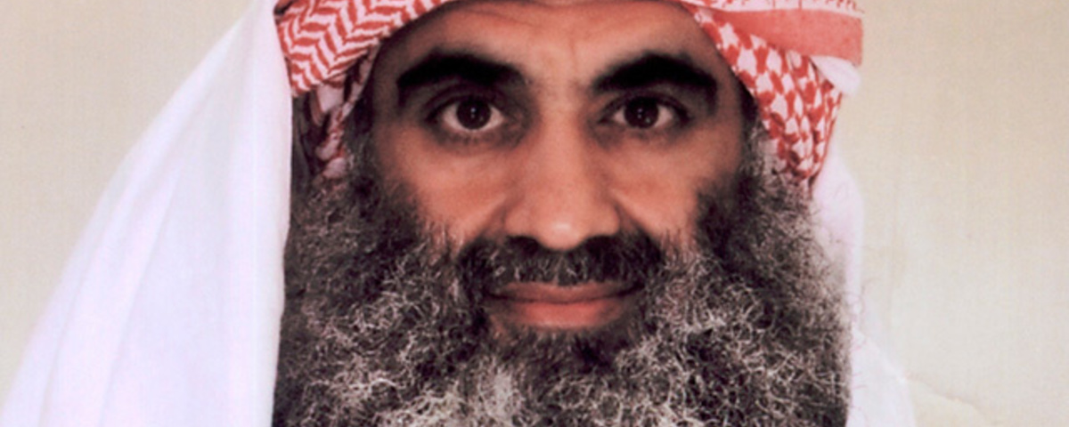 Strange Things Are Happening at Khalid Sheikh Mohammed's Trial