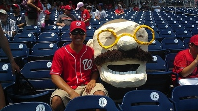 The Nationals Are a Real Baseball Team Now, a Homeless Guy Said So