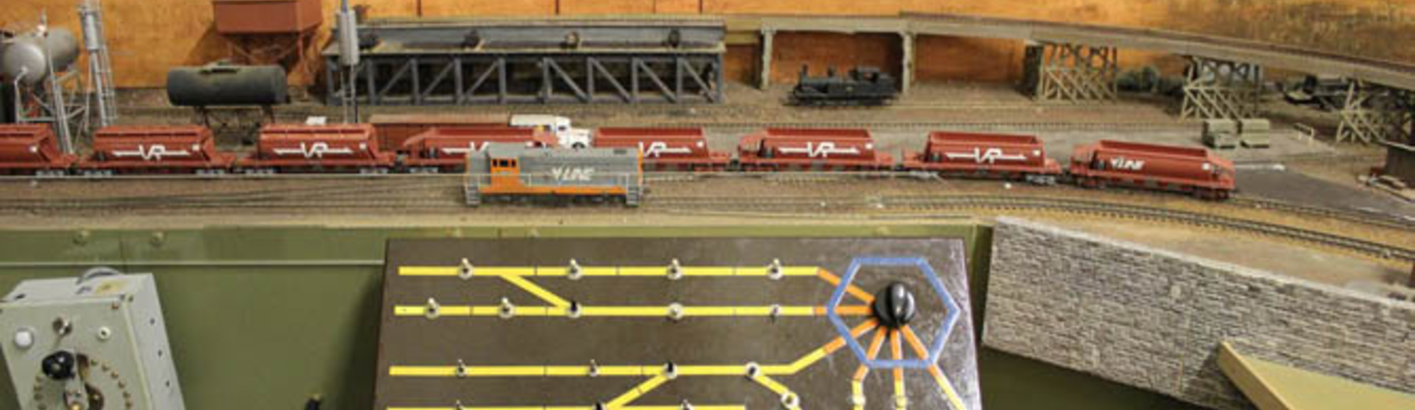 Model Trains and the Secret of Happiness