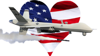 Sorry Guys, Americans Love Obama's Killer Drones