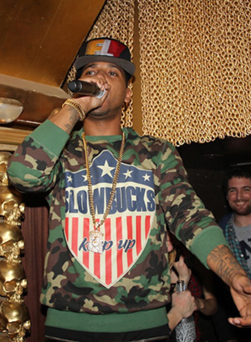 We Partied with Juelz Santana and the ATL Twins at Our Fashion Issue Release Party