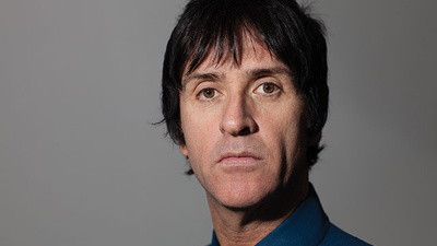 Johnny Marr Takes Music and Fashion Seriously