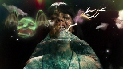 El video musical de Bat For Lashes: stop-motion, marionetas y animación en 2D