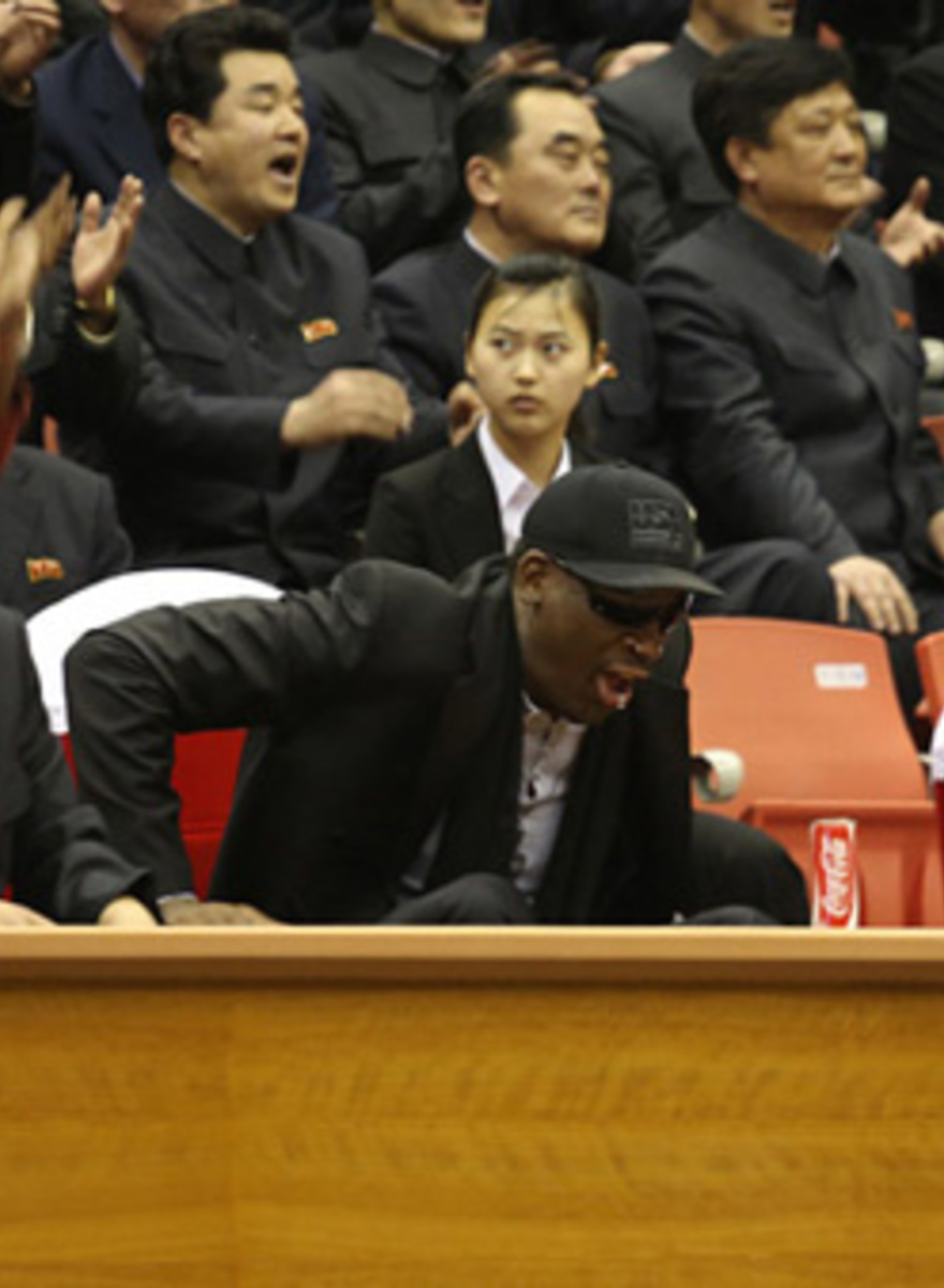 North Korea Has a Friend in Dennis Rodman and VICE