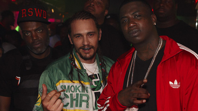 Harmony Korine on James Franco and Gucci Mane