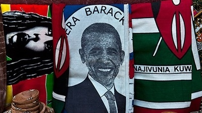 Kenya's Slums Are Crazy for Obama