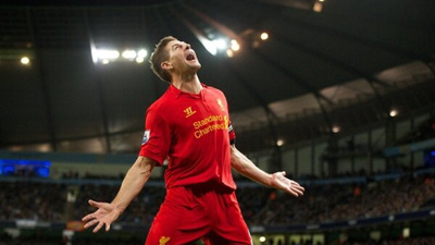 Steven Gerrard vs The Psycho