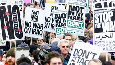 How the 2003 Anti-Iraq War March Changed British Democracy Forever