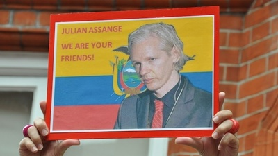 A Public Apology to Julian Assange