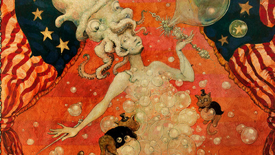 Molly Crabapple's 'SHELL GAME' Opens Tomorrow in NYC, You're Invited