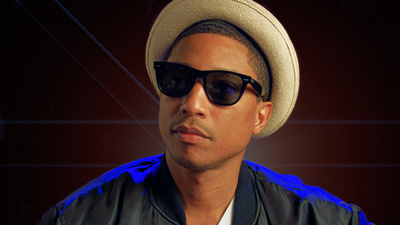'Random Access Memories': Pharrell Williams