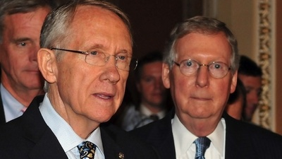 Forget Gun Control, Let's Ban the Senate