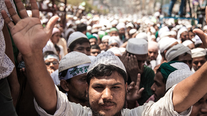 Bangladesh's Islamists Call for Death of 'Atheist Bloggers'
