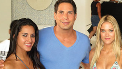 Joe Francis is niet de koning van spring break
