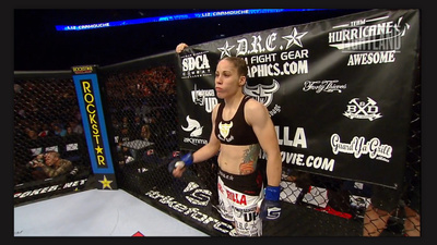 Fightland Meets - Liz Carmouche