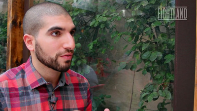 Fightland Meets - Ariel Helwani