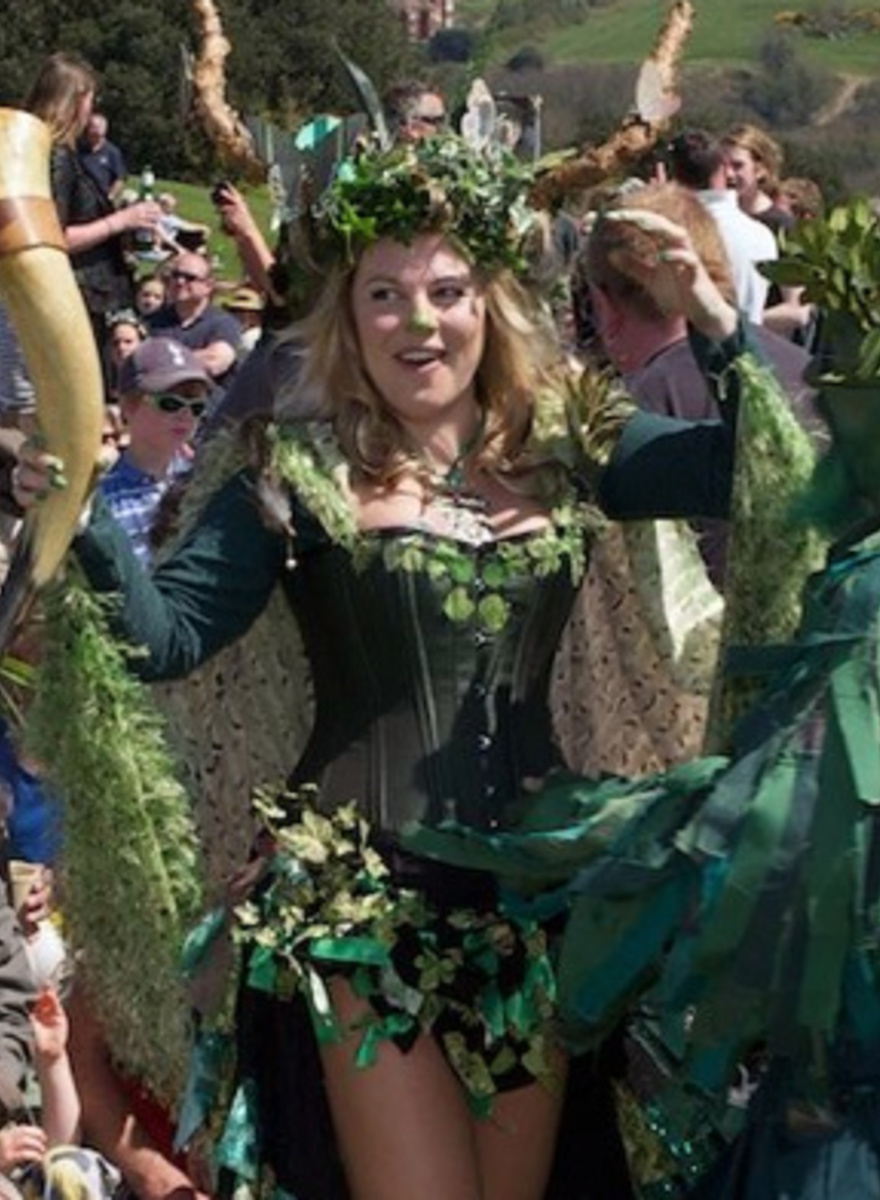 The People of Hastings Still Do May Day the Traditional Way