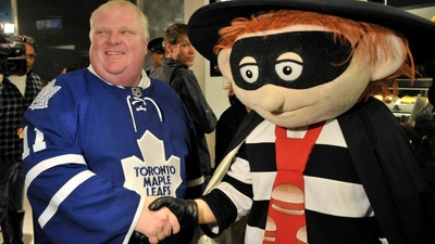 Rob Ford Got a Better Photographer