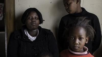 Interviewing South African Rape Victims Isn't Easy When You're Disfigured