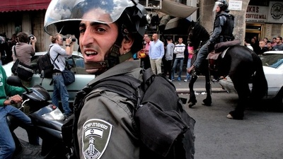 Dodging Water Cannons and Sound Bombs at Israel's Catastrophe Day