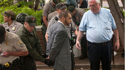 Speaking with Adam Kokesh, Before He Was Detained by the Feds