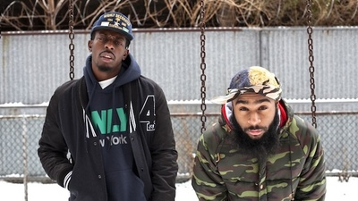 Flatbush Zombies are Coming to Shower You With Saliva