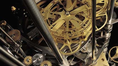 Some Rich People Are Building a Giant Clock Inside a Mountain