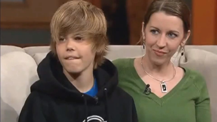 Justin Bieber's Mum Is Freaking Me Out