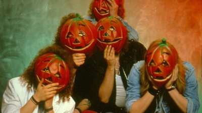Metal's Lost Survivalist Endeavors of the 1990s - Volume 1: Helloween