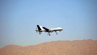 Will America Drone NSA Whistleblower Edward Snowden?
