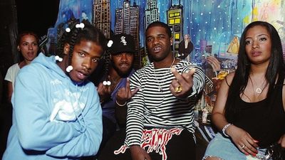 A$AP Ferg, Bodega BAMZ, the Underachievers, and the Flatbush Zombies