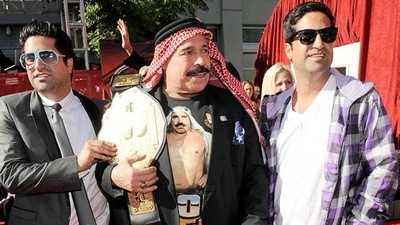 Don't Insult the Iron Sheik, Bubba