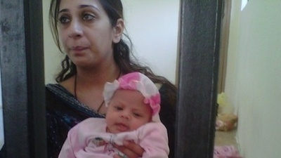 The British Woman Who's Imprisoned with Her Baby in Pakistan