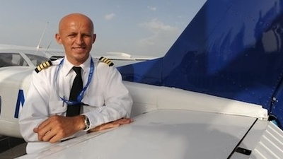 The Man Flying His Plane to Every Country That Doesn't Recognize Kosovo's Independence