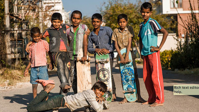 The Trials and Tribulations of Building a Skatepark in India