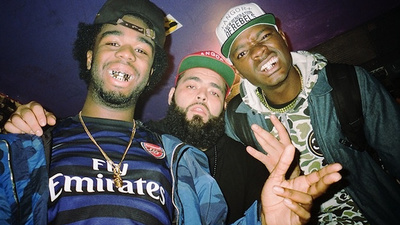 Iamsu!, Kilo Kish, Problem, the Flatbush Zombies, Lil Durk, Frenchie, and More