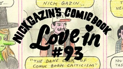 Nick Gazin's Comic Book Love-In #93