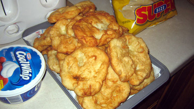 Fry Bread Power