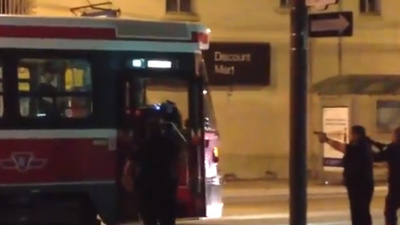 Why Did the Toronto Police Kill Sammy Yatim?