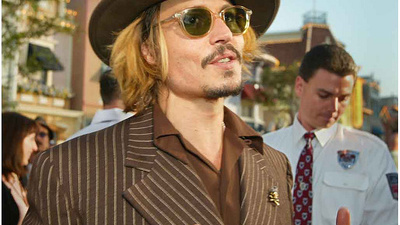 Johnny Depp Plays Native American in Movie, World Shrugs