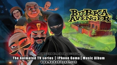 The Burka Avenger's Creator Talks About the Pakistani Cartoon's Haters