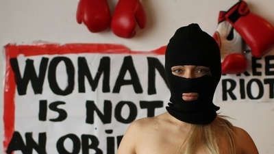 Femen - Sextremism in Paris