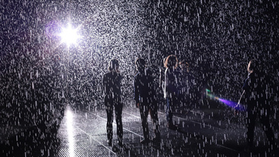 Start Your Wet, Hot Summer at MoMA's Rain Room