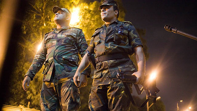 Celebration and Trepidation as Egypt's Military Unseats Morsi